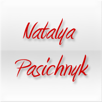 Website of Natalya Pasichnyk